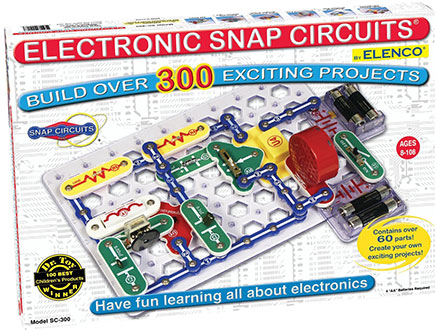 Snap Circuits SC-300 Discovery Kit