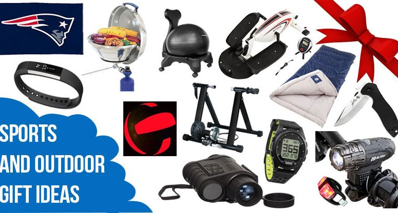 Best Sports and Outdoors Gift Ideas