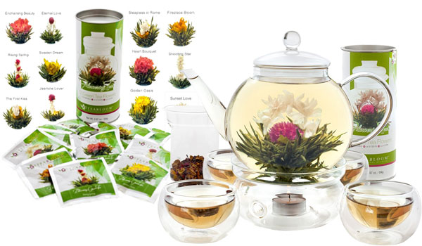 Teabloom Blooming Tea Set