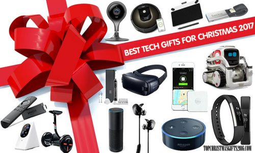 Best Tech Gifts for Christmas 2017