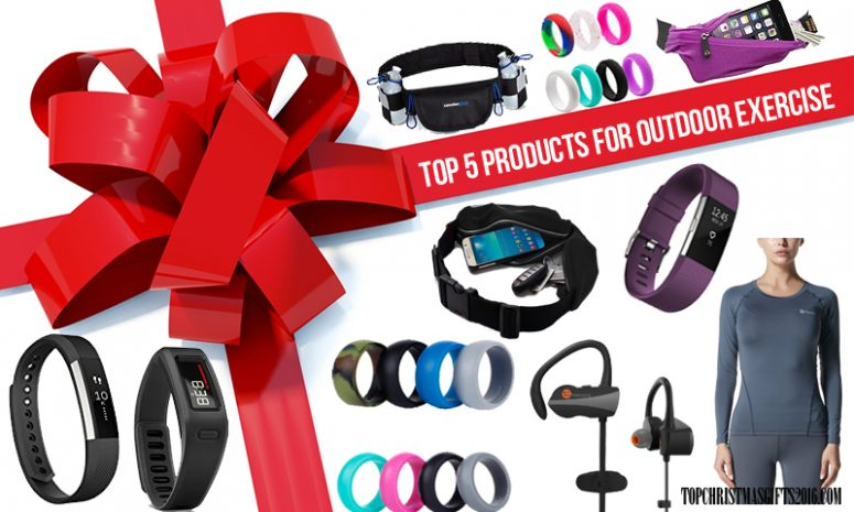 Top 5 Products For Outdoor Exercise 2018