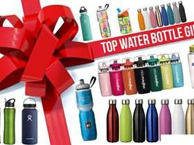 Top Water Bottle Gifts For Christmas 2019