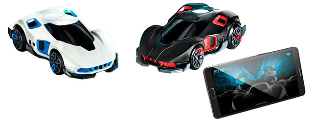 WowWee Robotic Enhanced Vehicles