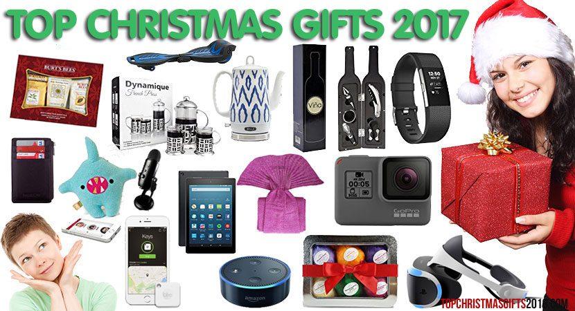 Top Christmas Gifts 2018