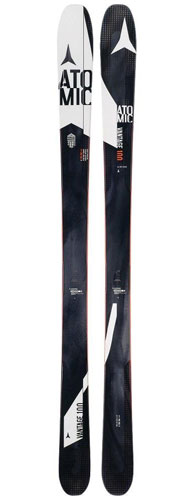 2017 Atomic Vantage 100 CTI 188cm Skis Only