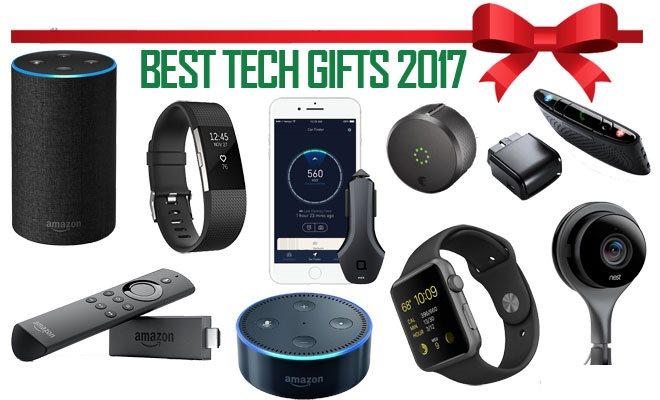 Best Tech Gifts 2017
