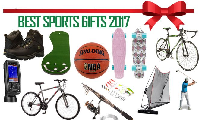 Best Sports Gifts for Christmas 2017