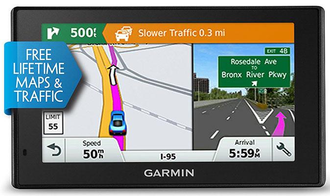 Garmin DriveSmart 60 NA LMT GPS Navigator System