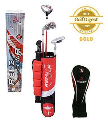 Paragon Golf Youth Golf Club Set