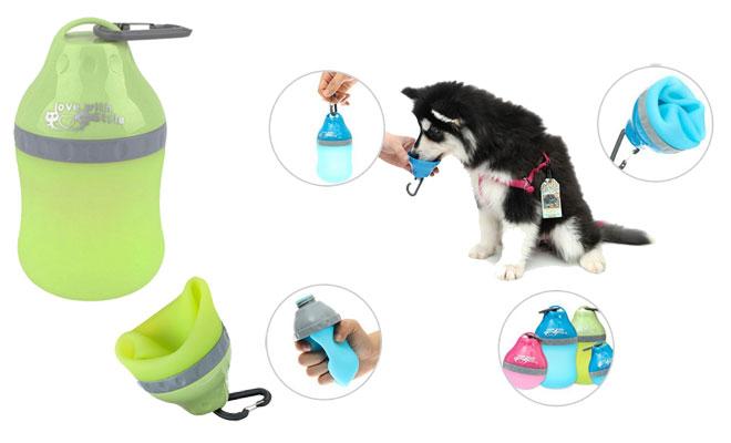 Pet Travel Bottle
