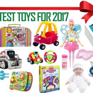 Hottest Toys for 2017 Christmas