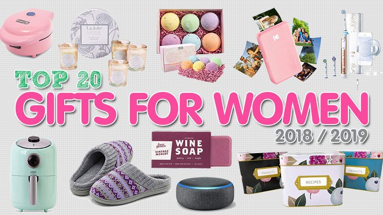 Best Christmas Gifts For Wife 2019 Best Gifts for Women 2018 (Her) – Top Christmas Gifts 2018 2019