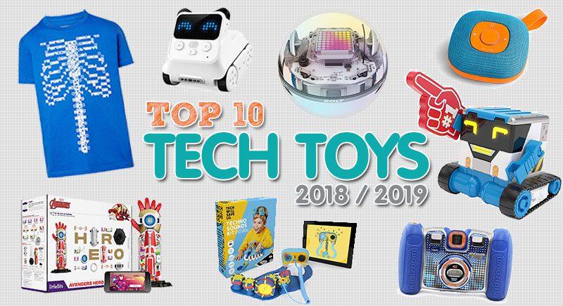 Best Tech Toys 2019-2020