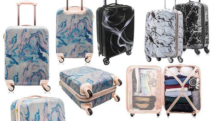 "Cosmopolitan Fashion 21"" Flight Legal Case"