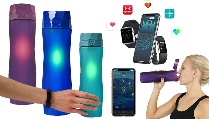 Hidrate Spark 2.0A Smart Water Bottle