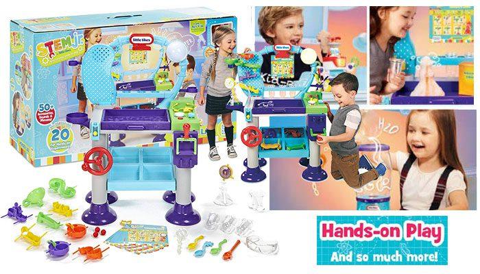 Little Tikes Stem Jr. Wonder Lab Toy