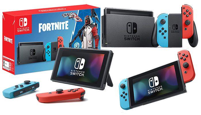 Nintendo Switch: Fortnite - Double Helix Bundle