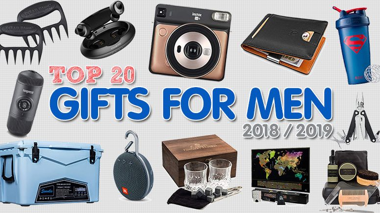 Best Christmas Gifts For Him 2019 Best Gifts for Men 2018 (Him) – Top Christmas Gifts 2018 2019