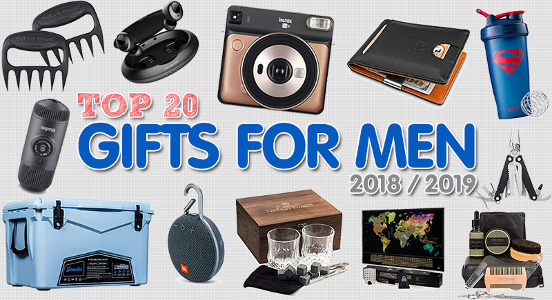 Best Gifts for Men 2020 (Him)