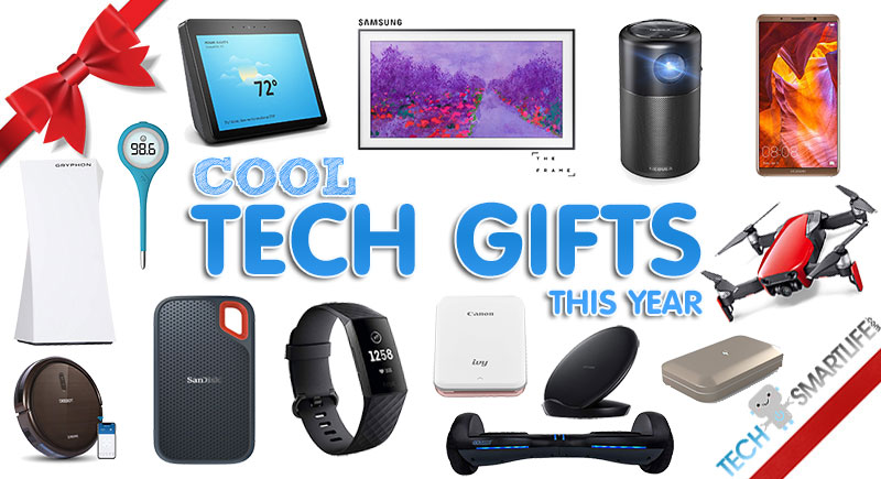 Best Tech Gifts 2019 to 2020 - Best Tech Gifts 2019: Top Christmas Gift Ideas 2019-2020 TechSmartLife