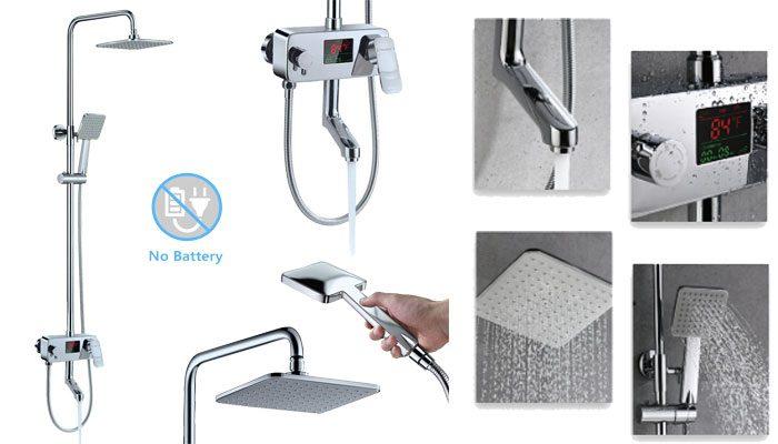 Derpras Luxury Shower System Review
