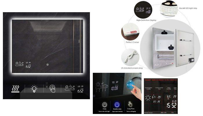Smart Vanity Bathroom Mirror Review