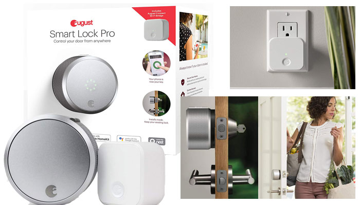 August Smart Lock Pro ASL-03 AC-R1 Review