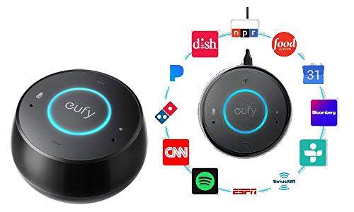 Eufy Genie Wi-Fi Smart Speaker with Amazon Alexa