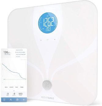 Greater Goods WiFi Smart Body Fat Bathroom Scale