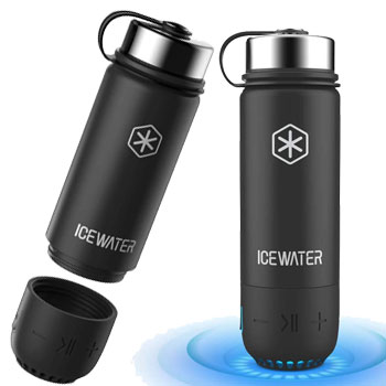 ICEWATER 3-in-1 Smart Water Bottle