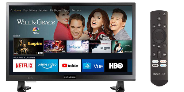 Insignia NS-24DF310NA19 24-inch 720p HD Smart LED TV