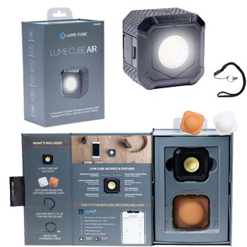 Lume Cube AIR Magnetic LED Light