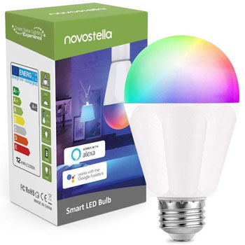 Novostella 13W 1300LM Smart LED Light Bulbs