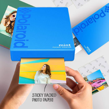 Polaroid Mint Pocket Printer PhoneSoap Go