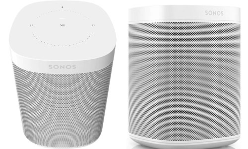 Sonos One Gen 2 Voice Controlled Smart Speaker