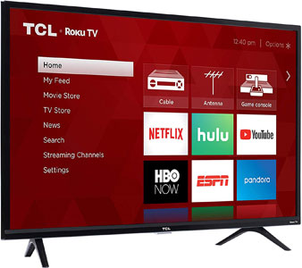 TCL 40 Inch 1080p Smart LED