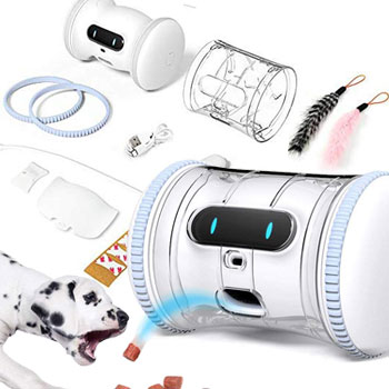 VARRAM Pet Fitness Robot
